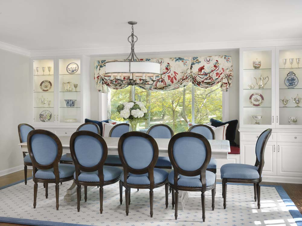 Our approach to dining room design
