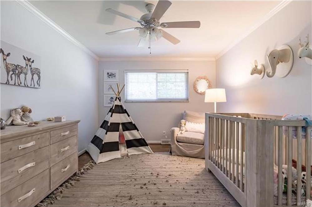 2017 ASID Pinnacle Award:  First Place Guest-Children's Bedroom