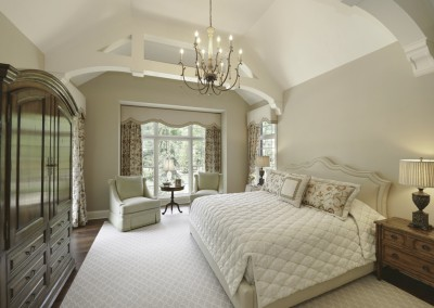 St Louis Bedroom interior design