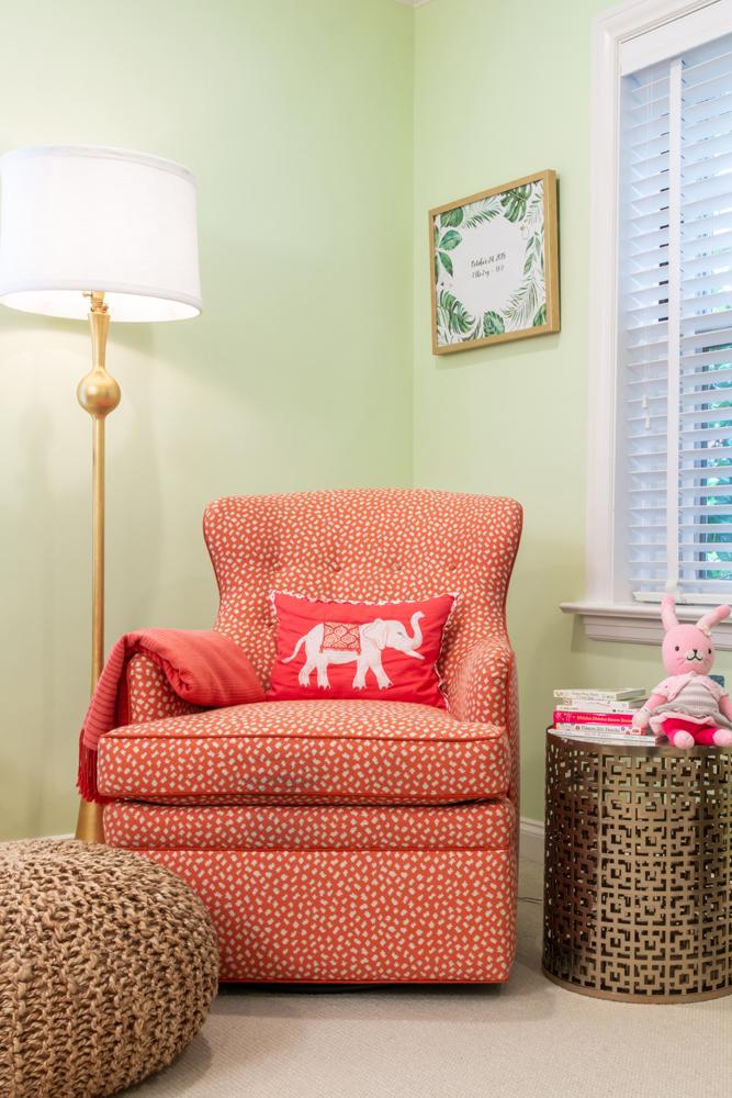 Nursery Chair Custom