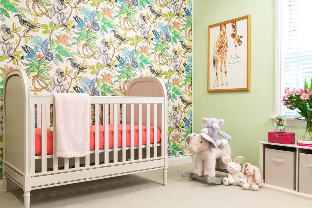 Nursery Interior design St Louis